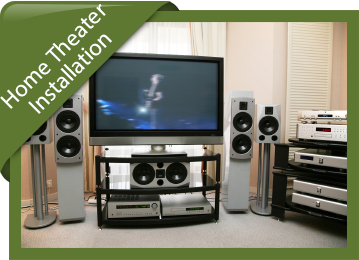 Winnipeg Home Theater Installtion Services
