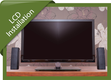 LCD TV Installation Services in Winnipeg